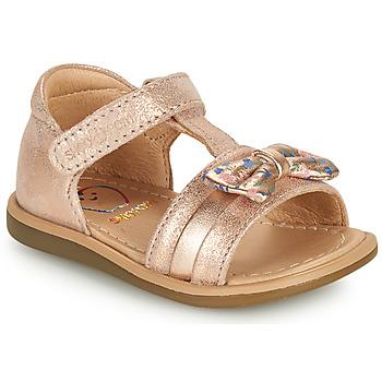Sapatos Rapariga Sandálias Shoo Pom TITY NEW KNOT Rosa