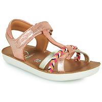 Sapatos Rapariga Sandálias Shoo Pom GOA SALOME Rosa