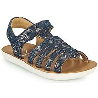 Sapatos Rapariga Sandálias Shoo Pom GOA SPART Azul