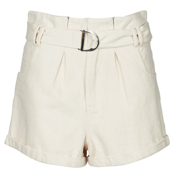 Textil Mulher Shorts / Bermudas Betty London ODILE Bege