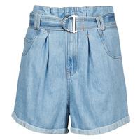Textil Mulher Shorts / Bermudas Betty London ODILON Azul