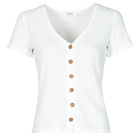 Textil Mulher Tops / Blusas Betty London ODILOU Branco