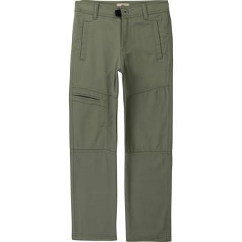 Textil Rapaz Calça com bolsos Timberland CARGOTA Cáqui