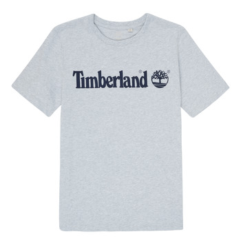 Textil Rapaz T-Shirt mangas curtas Timberland NINNO Cinza