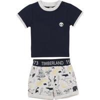 Textil Rapaz Conjunto Timberland PITTI Multicolor