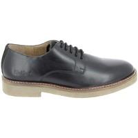 Sapatos Homem Sapatos & Richelieu Kickers Oxbrok Noir Preto