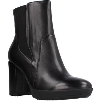 Sapatos Mulher Botins Stonefly OPRAH 20 NAPPA LTH Preto