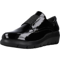 Sapatos Mulher Mocassins Stonefly PLUME 7 PATENT LTH Preto