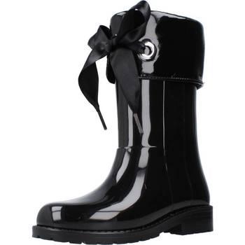 Sapatos Rapariga Botas de borracha Igor W10114 Preto