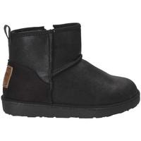 Sapatos Criança Botas baixas Wrangler WG17241 Preto