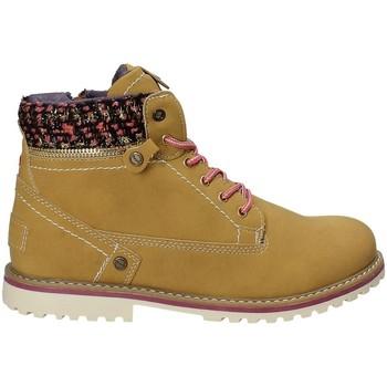 Sapatos Criança Botas baixas Wrangler WG17230 Amarelo