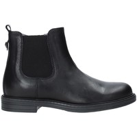 Sapatos Criança Botas baixas NeroGiardini A931380F Preto
