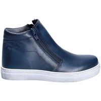 Sapatos Rapaz Botas baixas Melania ME2632D8I.C Azul