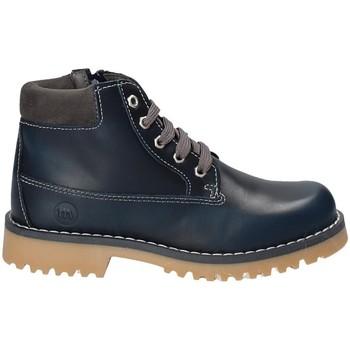 Sapatos Rapaz Botas baixas Melania ME2628D8I.C Azul