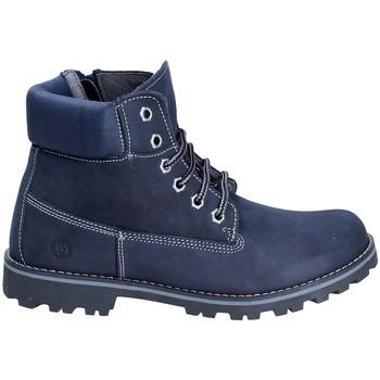 Sapatos Rapaz Botas baixas Melania ME6629F8I.B Azul