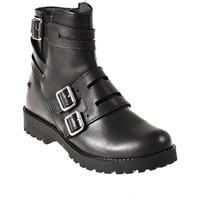 Sapatos Criança Botas baixas Melania ME6010F8I.B Preto