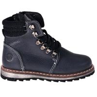 Sapatos Rapaz Botas baixas Melania ME2627D8I.B Azul