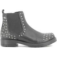 Sapatos Criança Botas baixas Holalà HL120005L Preto