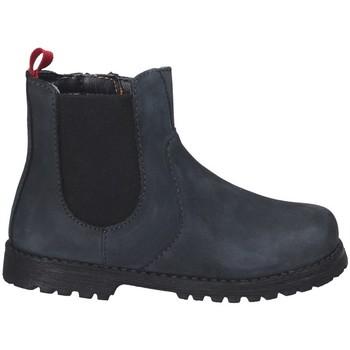 Sapatos Rapaz Botas baixas Grunland PP0375 Azul