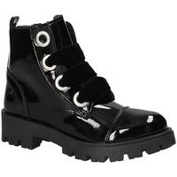 Sapatos Criança Botas baixas Melania ME6625F8I.A Preto