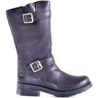 Sapatos Rapariga Botas Melania ME6027F8I.A Preto