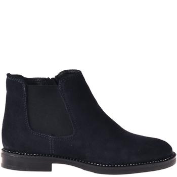 Sapatos Rapaz Botas baixas Grunland PO1425 Azul