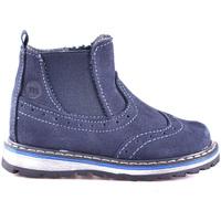 Sapatos Criança Botas baixas Melania ME1603B8I.D Azul