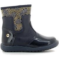 Sapatos Criança Botas de borracha Melania ME1127B6I.B Azul
