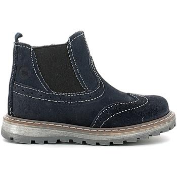 Sapatos Criança Botas baixas Melania ME1055B6I.B Azul