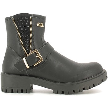Sapatos Criança Botas baixas Lulu LL120008S Preto