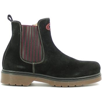 Sapatos Criança Botas baixas Alberto Guardiani GK22806G Preto