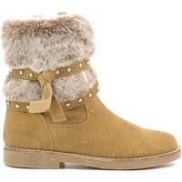 Sapatos Criança Botas de neve Naurora NA-640 Bege