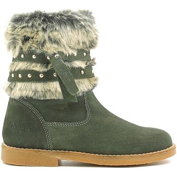 Sapatos Criança Botas de neve Naurora NA-640 Cinzento