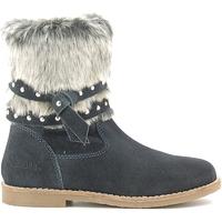 Sapatos Criança Botas de neve Naurora NA-640 Azul