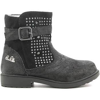 Sapatos Criança Botas baixas Lulu LL140006S Preto