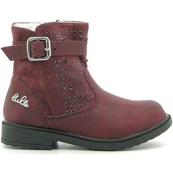 Sapatos Criança Botas baixas Lulu LL140006S Vermelho