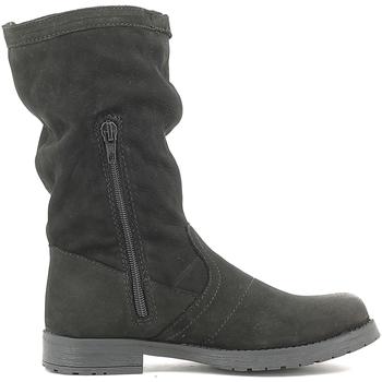 Sapatos Criança Botas baixas Lulu LL1000017L Preto