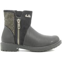 Sapatos Criança Botas baixas Lulu LL110016S Preto