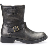 Sapatos Criança Botas baixas Geox J54D3K 000PT Cinzento