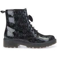 Sapatos Criança Botas baixas Geox J5420K 000FC Preto