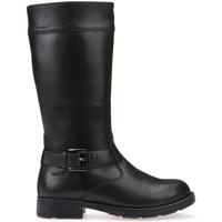 Sapatos Criança Botas Geox J64A2A 00043 Preto
