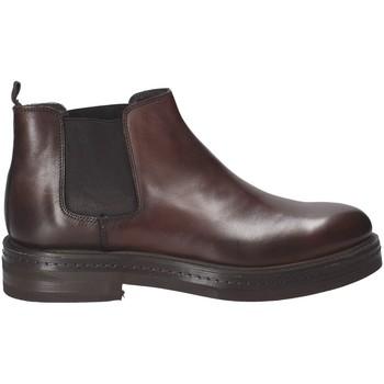 Sapatos Homem Botas baixas Rogers 456_2 Castanho