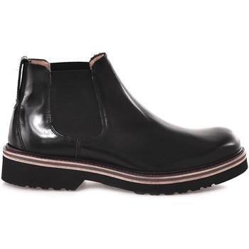 Sapatos Homem Botas baixas Soldini 20358 D Preto