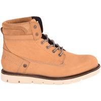 Sapatos Homem Botas baixas Wrangler WM182010 Amarelo