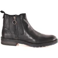 Sapatos Homem Botas baixas Wrangler WM182045 Azul