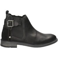 Sapatos Homem Botas baixas Wrangler WM172062 Preto