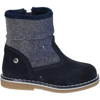 Sapatos Criança Botas baixas Melania ME1094B7I.B Azul