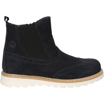 Sapatos Criança Botas baixas Melania ME6053F7I.D Azul