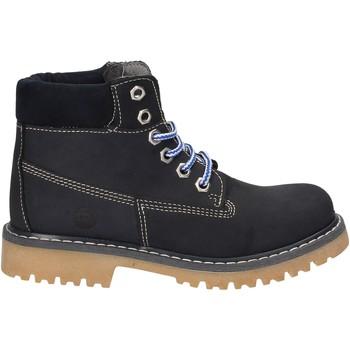 Sapatos Criança Botas baixas Melania ME6020F7I.C Azul