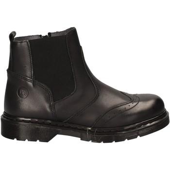 Sapatos Criança Botas baixas Melania ME6168F7I.A Preto